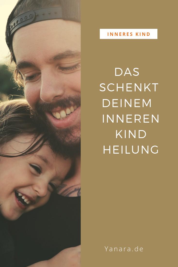 Alles, was wir brauchen, um unser inneres Kind zu heilen und neu geboren zu werden – ohne die ganzen Altlasten – ist bereits in uns vorhanden.
