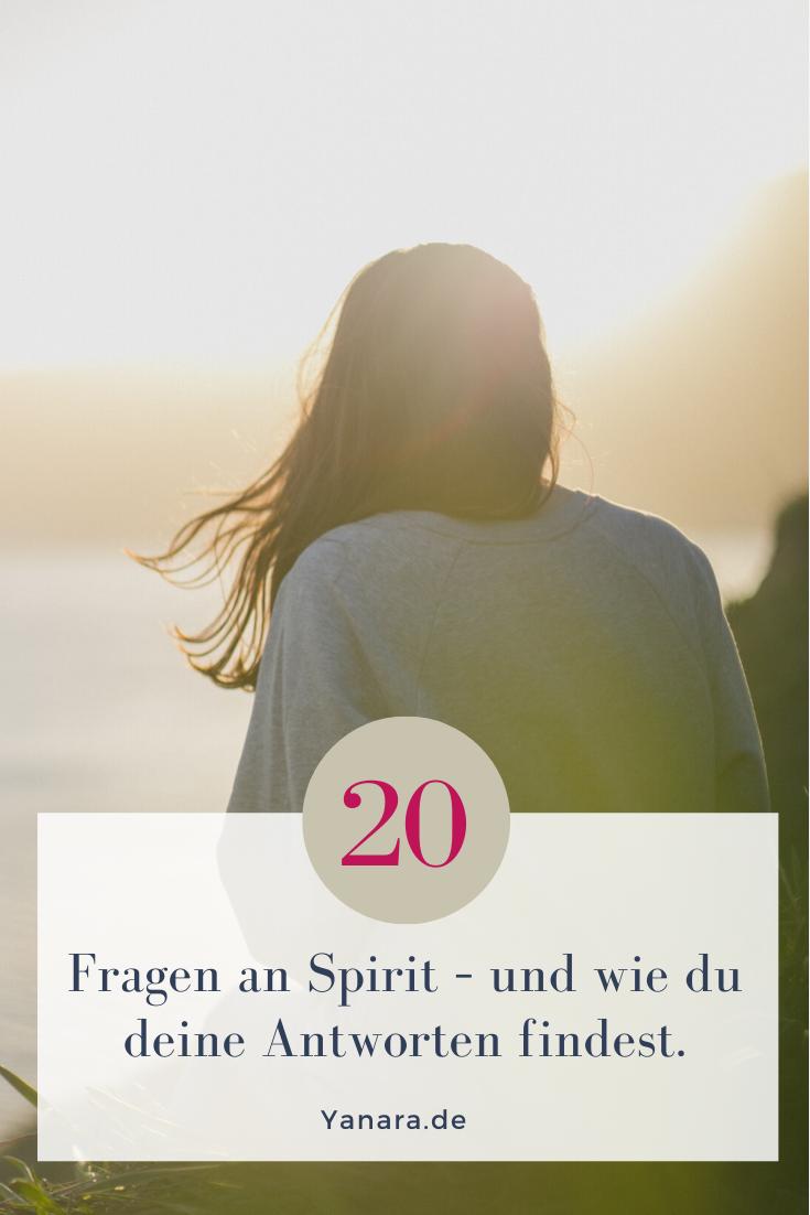 Spirit, dein Hohes Selbst, deine innere Weisheit, der Geist … nenn es wie du willst, schenkt dir Klarheit für deinen nächsten Schritt. Mit etwas Übung erhältst du differenzierte Antworten auf deine Fragen – solange du die richtigen Fragen stellst. #Spirit #Bewusstsein #Selbsterkenntnis #Selbstheilung #Heilung #Glück #Persönlichkeitsentwicklung #Weisheit #Potenzialentfaltung #deinemHerzenfolgen #Erwachen #spirituellesErwachen #Achtsamkeit Heilung #Transformation