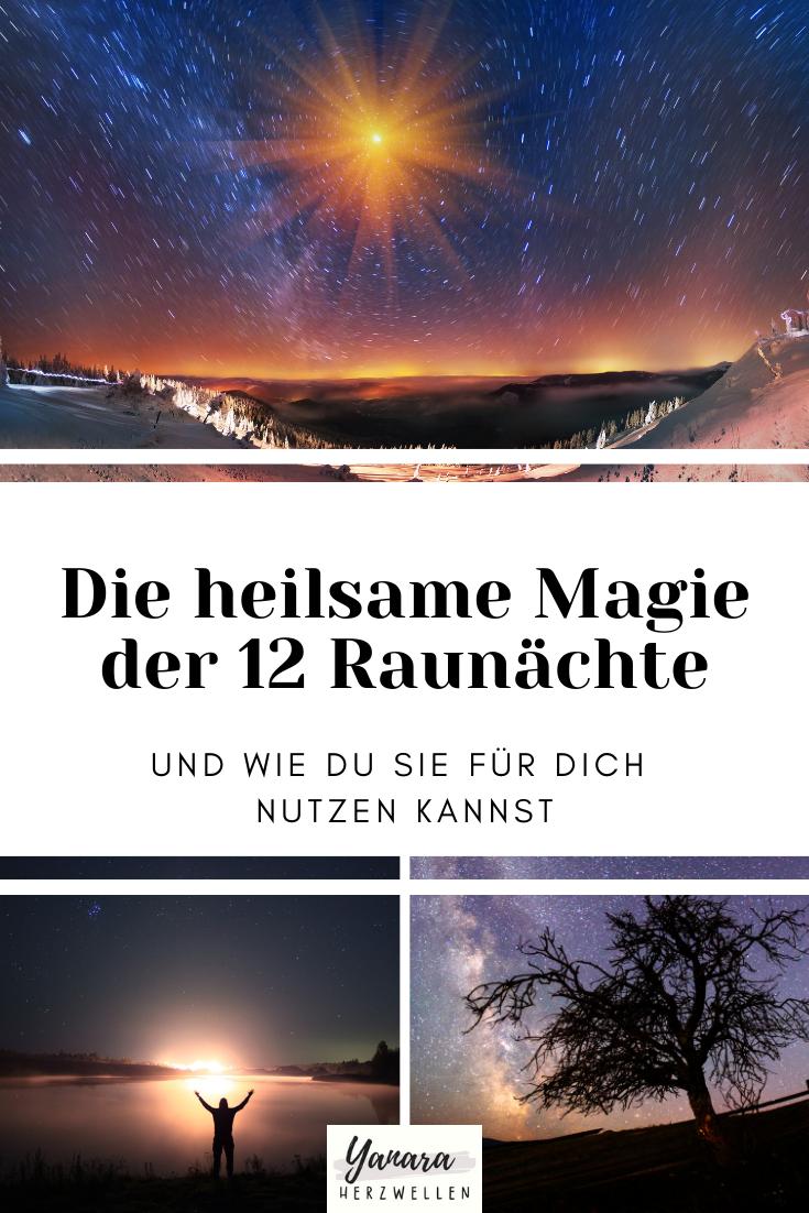 In der Nacht vom 24.12. zum 25.12. beginnt sie wieder, die magische Zeit, in der die Tore zur Anderswelt ganz weit offen sind. Eine ganz besondere Bedeutung haben auch die Träume, die du in diesen heiligen Nächten träumst. Welchen Themen die jeweiligen Nächte in dein Bewusstsein heben, erfährst du in diesem Artikel. #yanarahein #raunächte #rauhnächte #mythologie #bewusstsein #träume #spiritualität #selbsterkenntnis #selbstliebe #persönlichkeitsentwicklung #intuition #achtsamkeit #erwachen