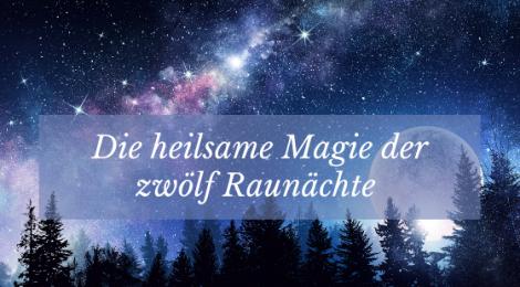 In der Nacht vom 24.12. zum 25.12. beginnt sie wieder, die magische Zeit, in der die Tore zur Anderswelt ganz weit offen sind. Eine ganz besondere Bedeutung haben auch die Träume, die du in diesen heiligen Nächten träumst. Welchen Themen die jeweiligen Nächte in dein Bewusstsein heben, erfährst du in diesem Artikel.