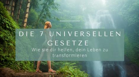 Lebst du mit den Gesetzen des Universums im Einklang, führen sie dich an deinen Platz. Dieser erhält die optimalen Bedingungen, um deiner Seele im Einklang mit den Fähigkeiten, Wünschen und Bedürfnissen deines Menschseins gerecht zu werden.
